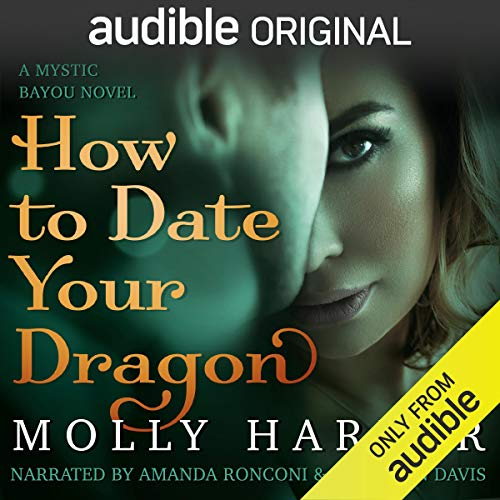 How to Date Your Dragon audiobook cover art
