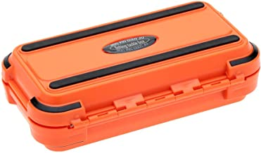 24 Compartments Double Layer Lure Box Fishing Tackle Box Lure Fishing Box Plastic Fishing Tackle Box 2017 - Orange
