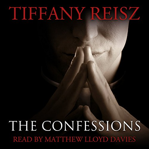 The Confessions audiobook cover art