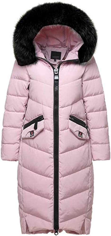 fashciaga Women's Hooded Faux Wholesale Fur Trim Winter Puffer Lightweight Ranking TOP9
