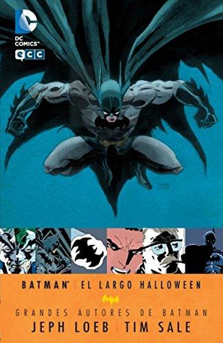 Batman: El largo Halloween (2a Edición) (Grandes autores Batman: Jeph Loeb y Tim Sale)