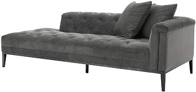 Amazon.com: DHP Marley - Sofá cama con 2 almohadas: Kitchen ...