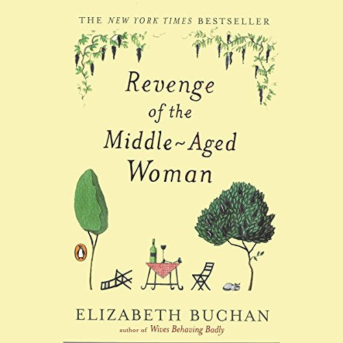 Revenge of the Middle-Aged Woman audiobook cover art