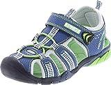 Primigi Boys 7332 Closed Toe and Back Outdoor Adventure Sport Sandals,Blue,33