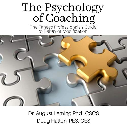 Psychology of Coaching audiobook cover art