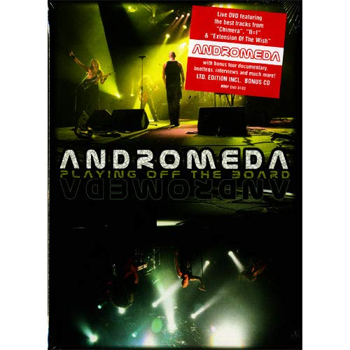 Andromeda - Playing Off The Board [2 DVDs]