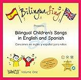 Canciones para niños en inglés y español | CD para aprender el inglés [Audio CD] BilinguaSing PREMIADO CD DE IDIOMAS