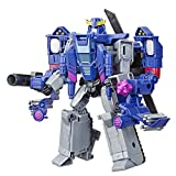 Transformers Toys Cyberverse Spark Armor Megatron Action Figure - Combines with Chopper Cut Spark Armor Vehicle to Power Up - for Kids Ages 6 and Up, 5.75-inch