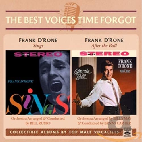 Frank D'rone - Best Voices Time Forgot