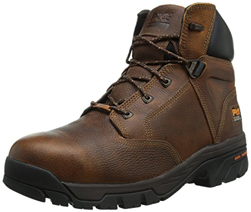 Timberland PRO Men's 6 Inches Helix Safety Boot,Brown,11 M US