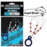 Angel-Berger Silicon Stopper mit Perle (M)