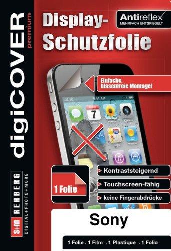 DigiCOVER - Protector de pantalla antirreflectante para Sony Ericsson Xperia ARC