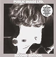 Second Edition by Public Image Ltd (1990-10-25)
