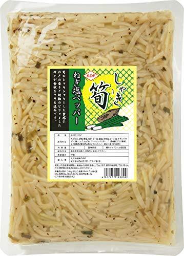 丸松物産 しゃき筍ねぎ塩ペッパー1kg W24
