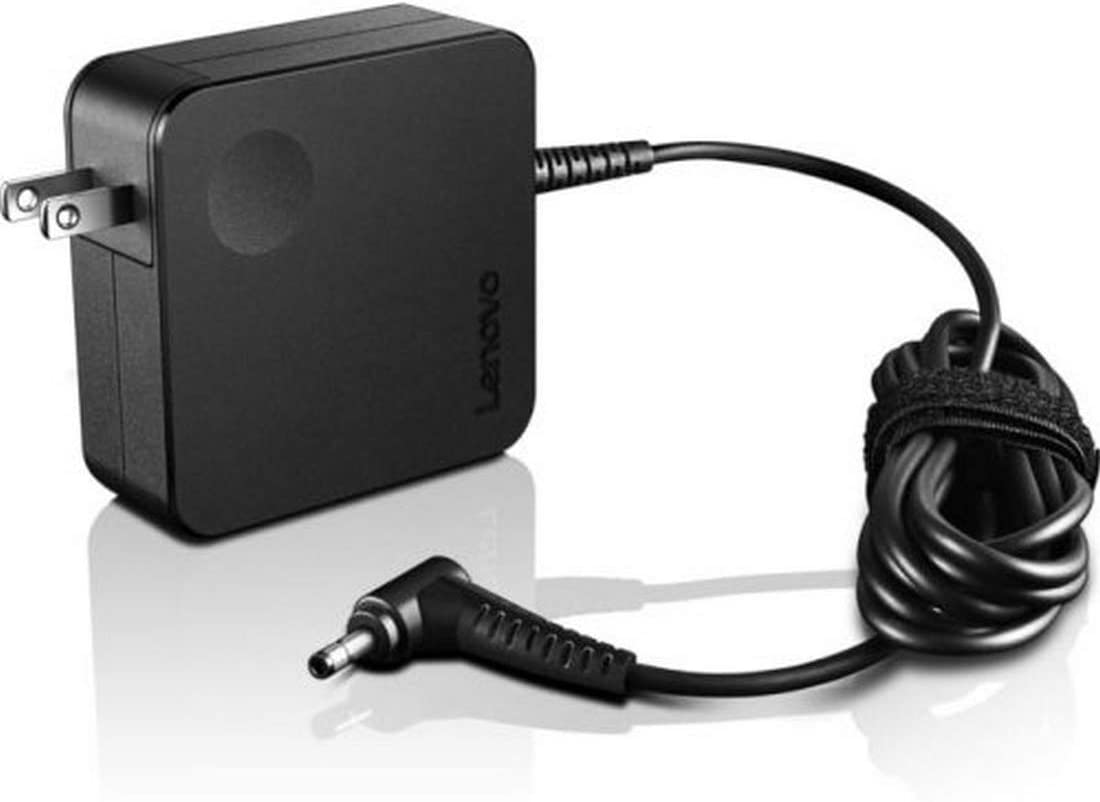 Lenovo 65W Computer Charger - Round Tip AC Wall Adapter (GX20L29355),black : Electronics