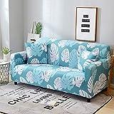 Cubierta seccional elástica elástica, Cubierta de sofá Todo Incluido para Sala de Estar, Cubierta de sofá en Forma de L, Loveseat A10, 3 plazas