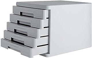 Rangement de dossiers Dossier plat Armoires vertical 5 Armoire de rangement de données armoire à tiroirs dossier Boîte de ...