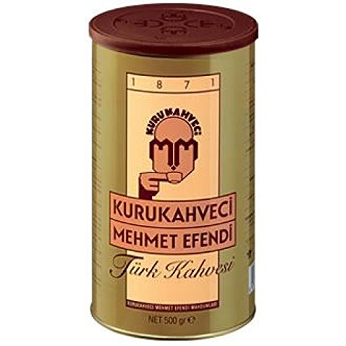 Mehmet Efendi Turkish Coffee 500g (6 PACK)