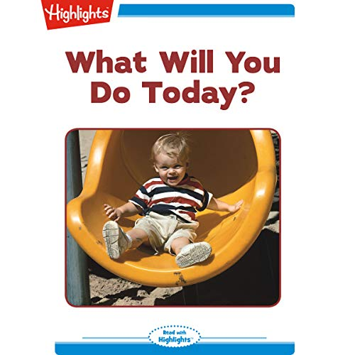 What Will You Do Today? copertina