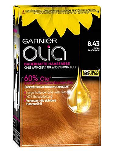 Garnier Olia 8.43 Helles Kupfergold