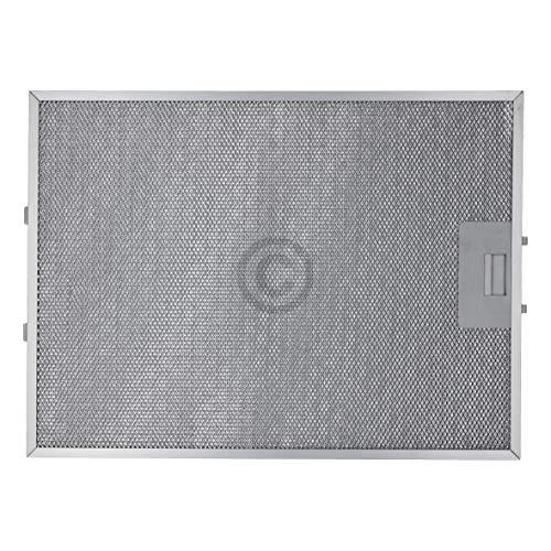 DL-pro Filtro de grasa metálico para campana extractora Bosch Siemens 00422872 Electrolux 4055107017 Whirlpool 480122102174