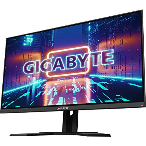 Gigabyte G27F 27 Inch IPS FHD (1920 x 1080) 1ms 144 Hz FreeSync Compatible Gaming Monitor, Black