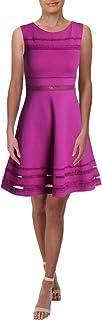 فستان جيرسي للنساء بدون أكمام ماركة French Connection
