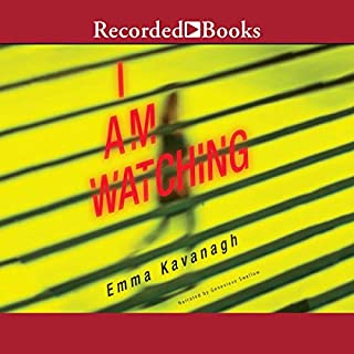 I Am Watching audiobook cover art