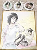 一番くじ 進撃の巨人 エレン ミカサ anime goods