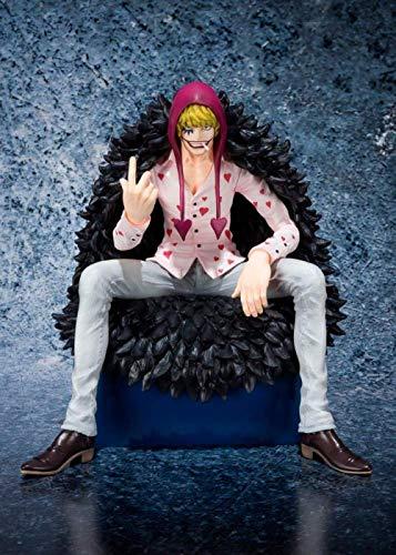 N / A figurita de corazón 13 5 cm One Piece figuarts Zero Multicolor (bdiop550750)