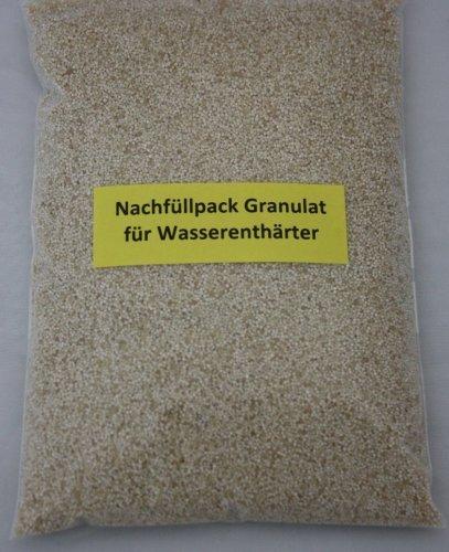 Nachfüllpack Granulat für Wasserenthärter - Patronen (zum Einsatz in Rancilio - Espressomaschine und andere Tankmaschinen)
