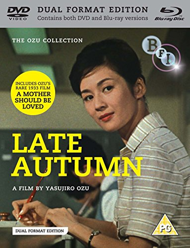 Late Autumn + A Mother Should Be Loved [DVD + Blu-ray] [1960] [UK Import]