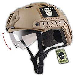6 Best Tactical Helmets Review With Buying Guide 1