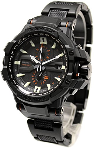 Casio G-Shock GWA1000FC-3A Gravity Defier Reloj de pulsera de resina fina
