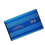 Disco Duro Externo 2TB Disco Duro Externo Portátil External Portable Hard Drive HDD USB 3.0 Disco Duro Externo Portátil Expansion Portable Disco Duro Externo Portátil para PC, Mac, Portátil, MacBook