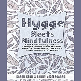 Hygge Meets Mindfulness: A Book Bundle cover art