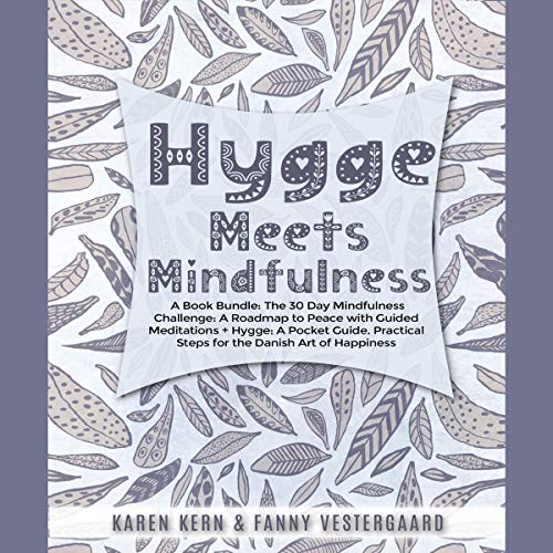 Hygge Meets Mindfulness: A Book Bundle  By  cover art