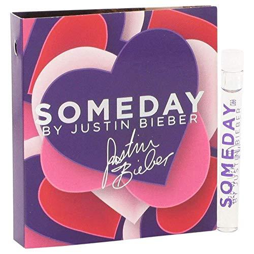 Someday By Justin Bieber By Justin Bieber Eau De Parfum Spray Vial On Card