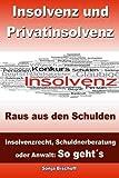 Insolvenz und Privatinsolvenz - Raus aus den Schulden: Insolvenzrecht, Schuldnerberatung oder Anwalt: So geht´s - Sonja Bischoff