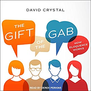 The Gift of the Gab audiobook cover art