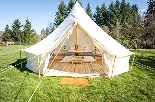 Life in Tents Fernweh Bell Tents for Camping