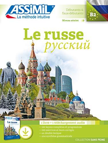 Le russe B2 Débutant et faux-débutants: Avec 1 téléchargement audio mp3 (Sans peine)