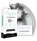 UniqueSmile White Stripes| Zahnaufhellung & Zahnbleaching | 100% BIO (28 Stück)