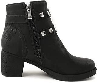 BalaMasa Womens ABS14071 Pu Boots
