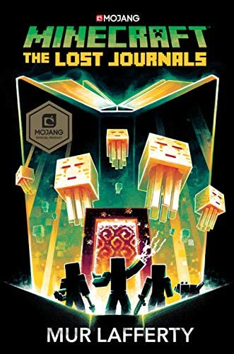 Minecraft The Lost Journals An Official Minecraft Novel product image