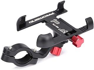 Fahrradhalterungen Einfache Installation Aluminiumlegierung Fahrrad Vorbau Action Kamera Halterung Adapter Blitz Halter Zubeh/ör Passend f/ür die meisten Fahrr/äder f/ür Fahrradliebhaber