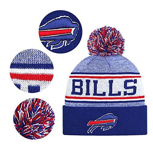 Fans Hats Winter Knit
