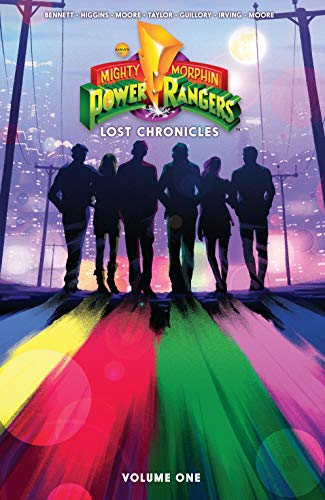 Mighty Morphin Power Rangers: Lost Chronicles Vol. 1 (English Edition)
