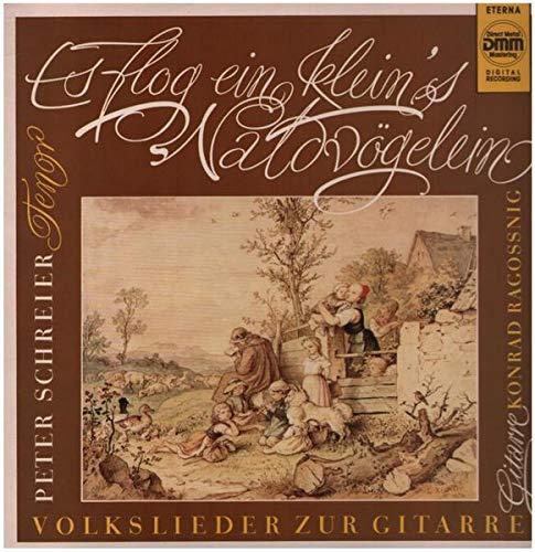 Peter Schreier & Konrad Ragossnig - Es Flog Ein Klein's Waldvögelein - Volkslieder Zur Gitarre - ETERNA - 7 35 005