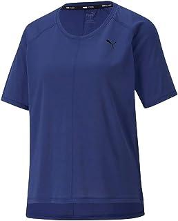 PUMA Women's STUDIO GRAPHENE RELAXED T-Shirt